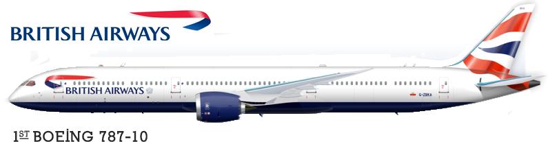 British-Airways-1st Boeing 787-10