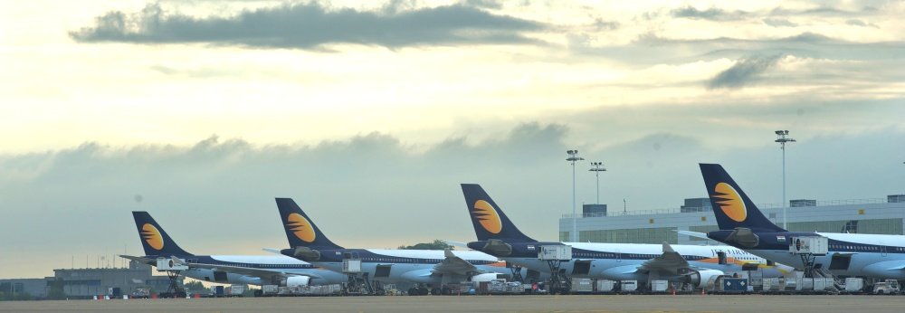Jet_Airways_planes_at_Brussels_Airport