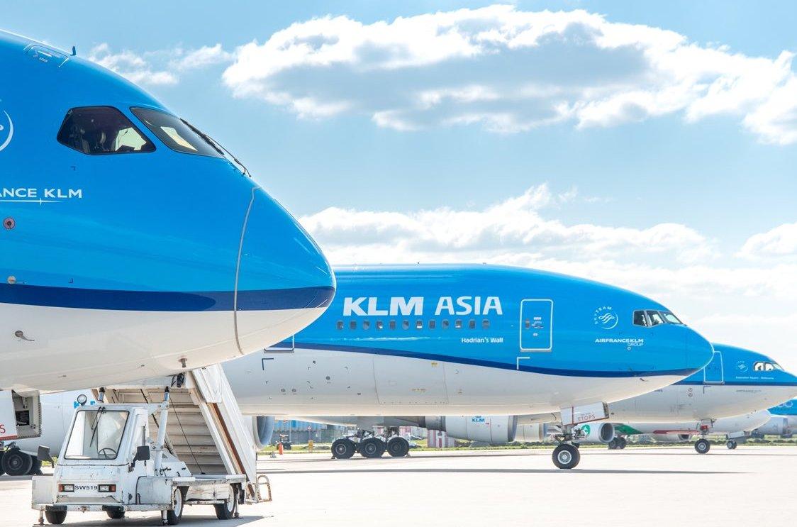 AF-KLM programa especial a Argentina |