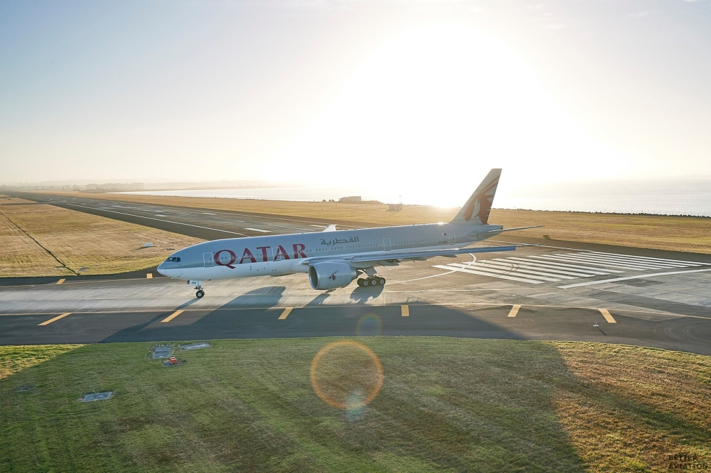 Qatar Airways superando obstáculos |