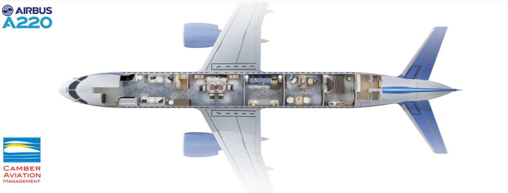 La imagen tiene un atributo ALT vacío; su nombre de archivo es aw-camber_aviation-a220vip.png