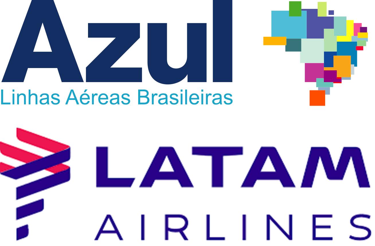 Azul aproxima compra Latam Brasil |