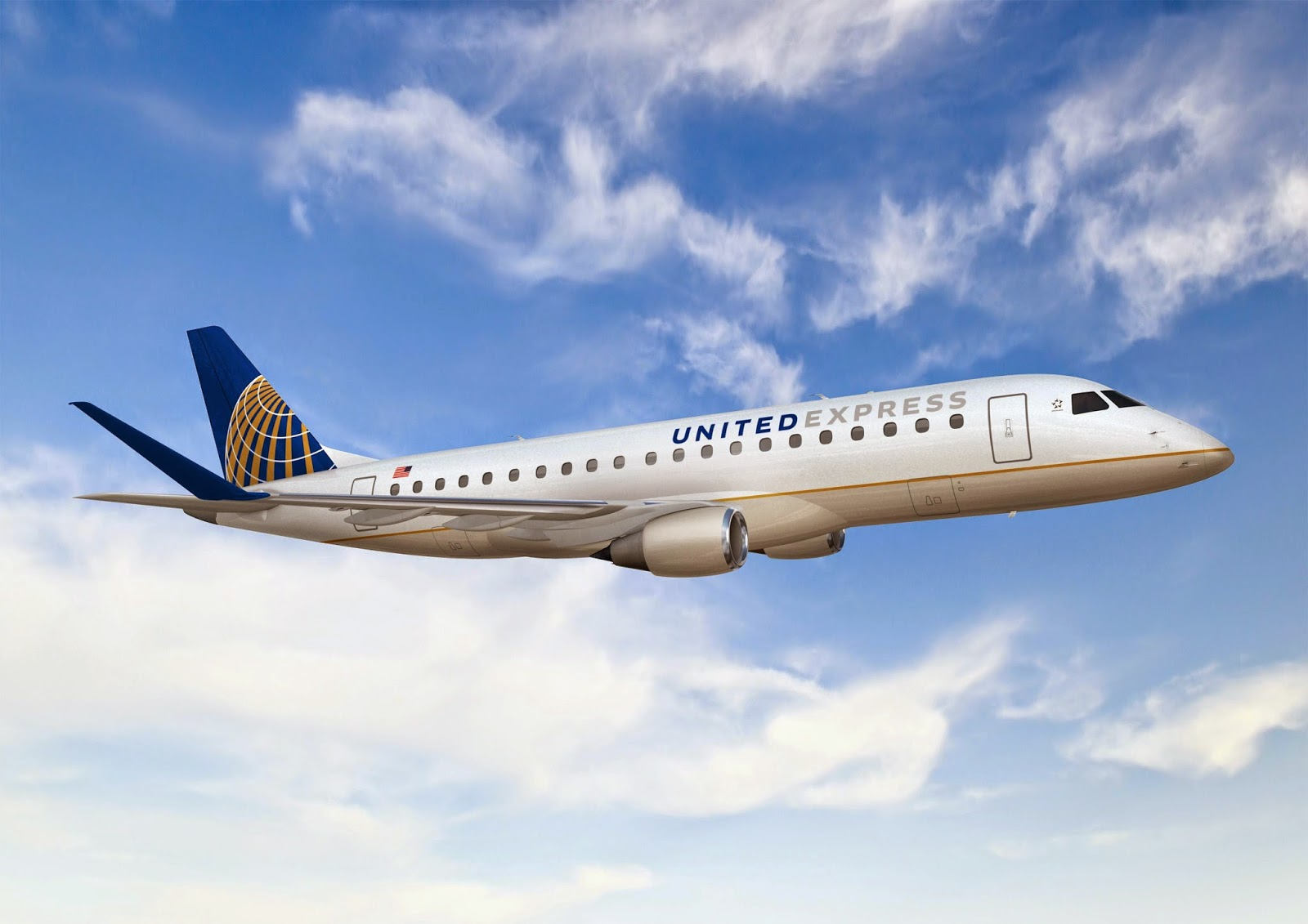 Top Sector: United Airlines lança serviço com nova aeronave ...