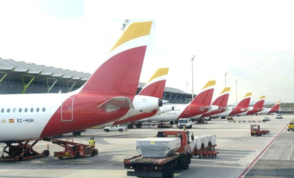 Aéreas españolas invierno difícil |