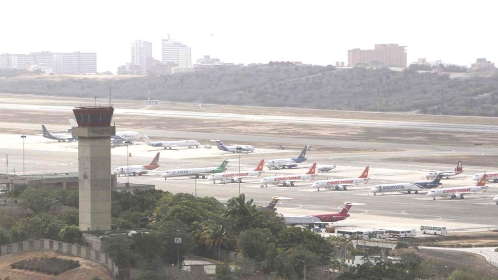Reapertura aérea Venezuela en 11/2020 |