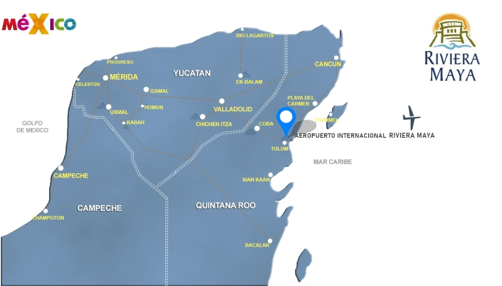 México anuncia Aeropuerto Tulum |