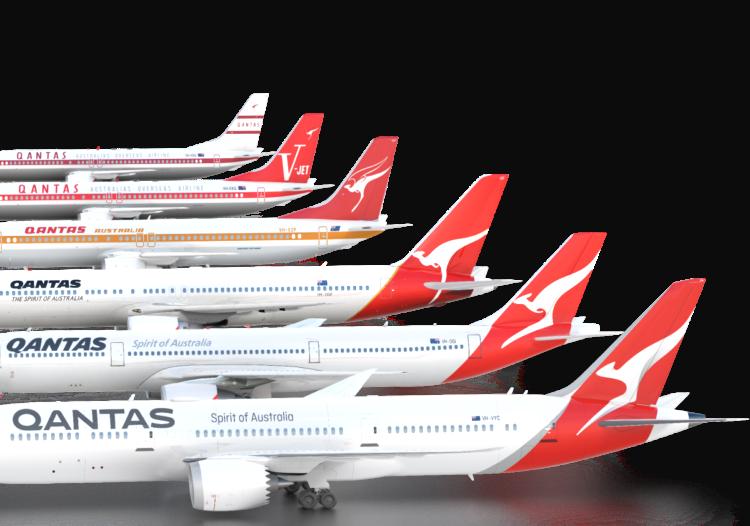 AW-Qantas_Aircraft Line