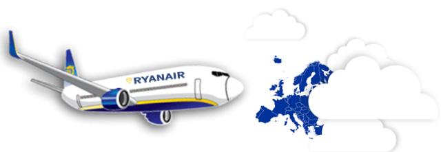 Ryanair contra rescate aéreas europeas  