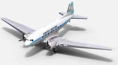 AW-Aerolíneas Argentinas_DC-3