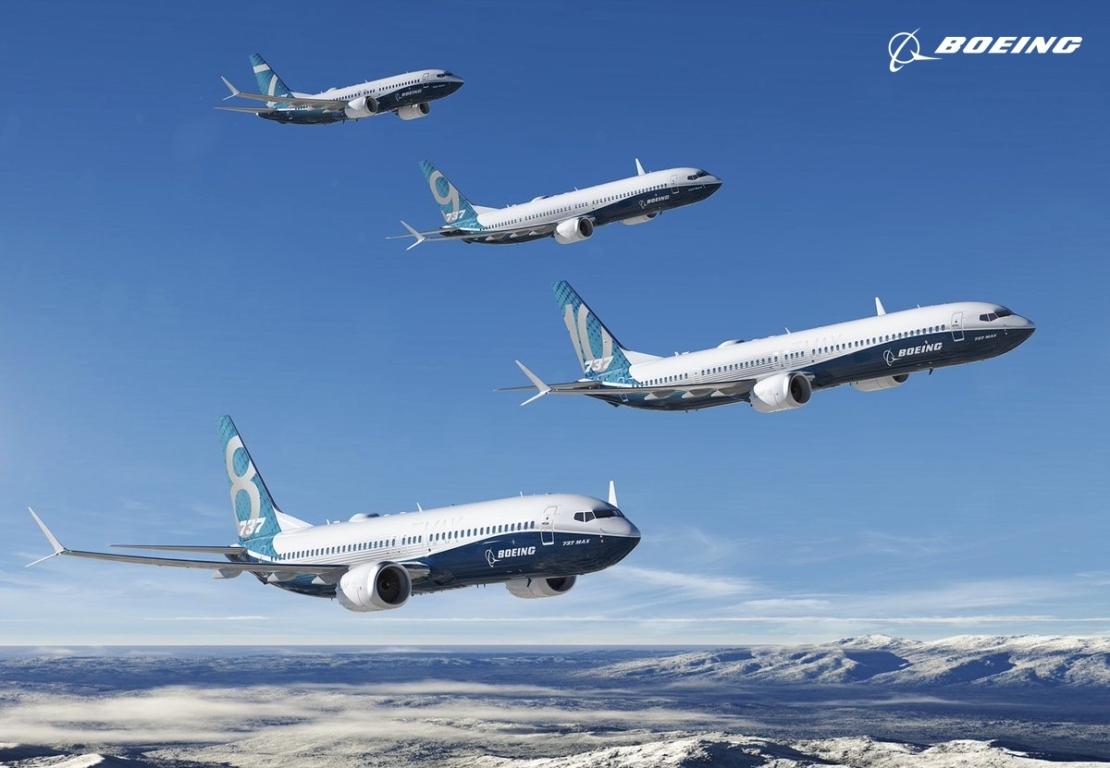 Boeing no cambiará marca del 737 MAX  