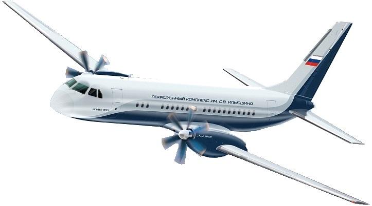 Ilyushin-Il-114-300