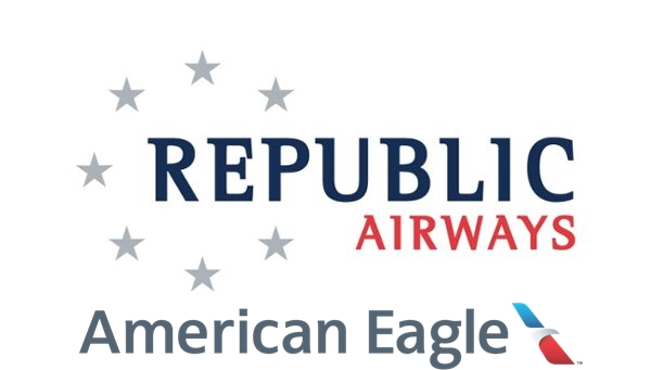 AW-Republic Airways_American Eagle_Isologotypes