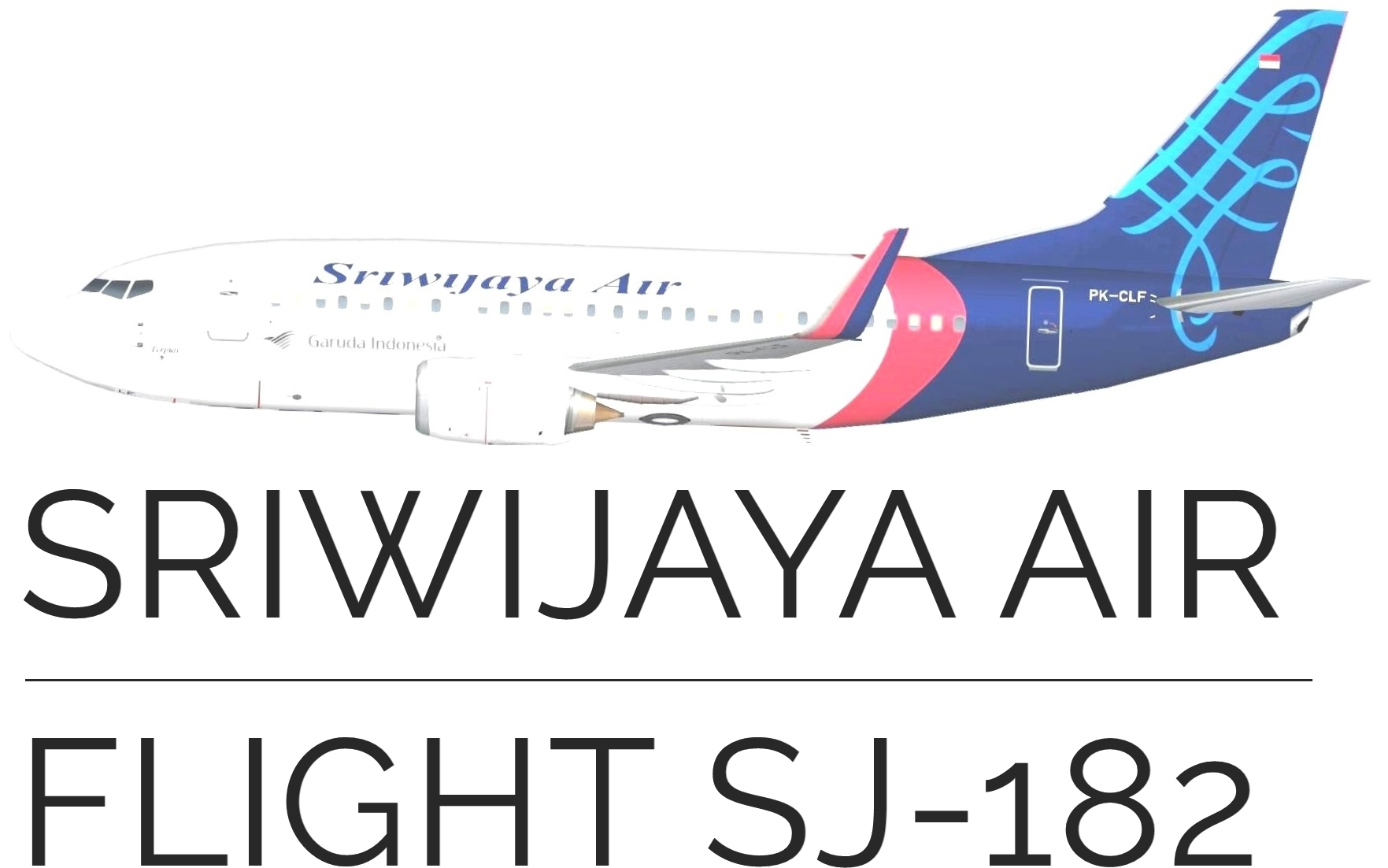 AW-Sriwijaya Air Flight SJ182