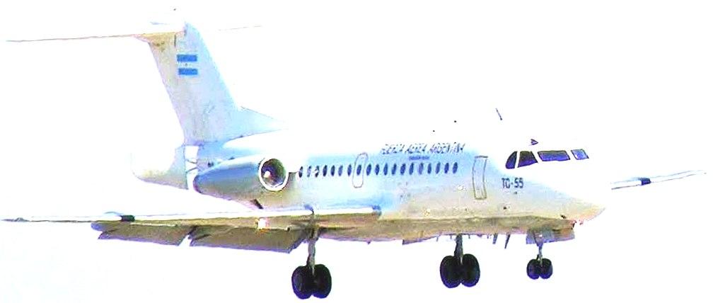 LADE Líneas Aéreas (16)