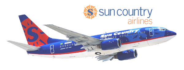 Sun Country Airlines_B737-700