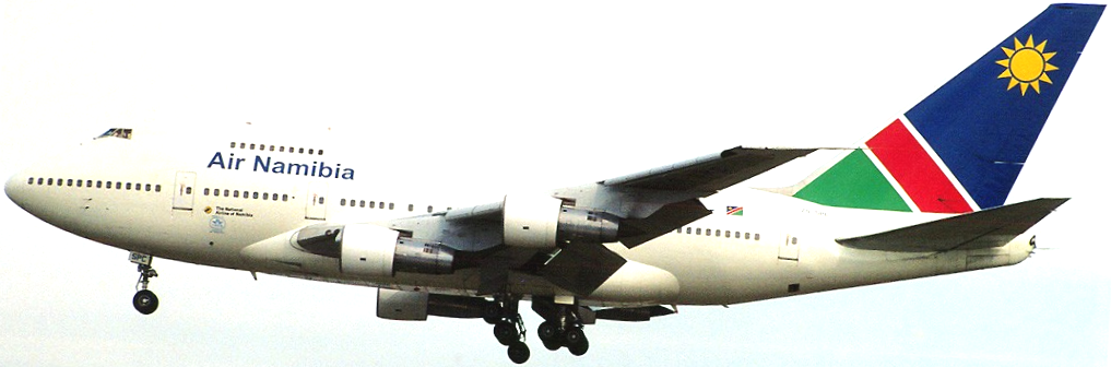 Air Namibia Boeing_747SP_ZS-SPC_FRA_1999-7-17