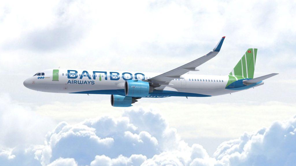 La imagen tiene un atributo ALT vacío; su nombre de archivo es aw-bamboo-airways-a321neo.jpg