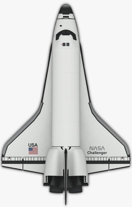 AW-NASA Challenger
