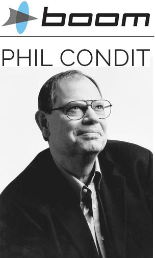AW-Phil Condit-Boom Aerospace