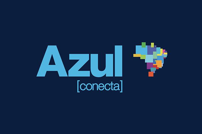 Azul Conecta_Isologotype Banner