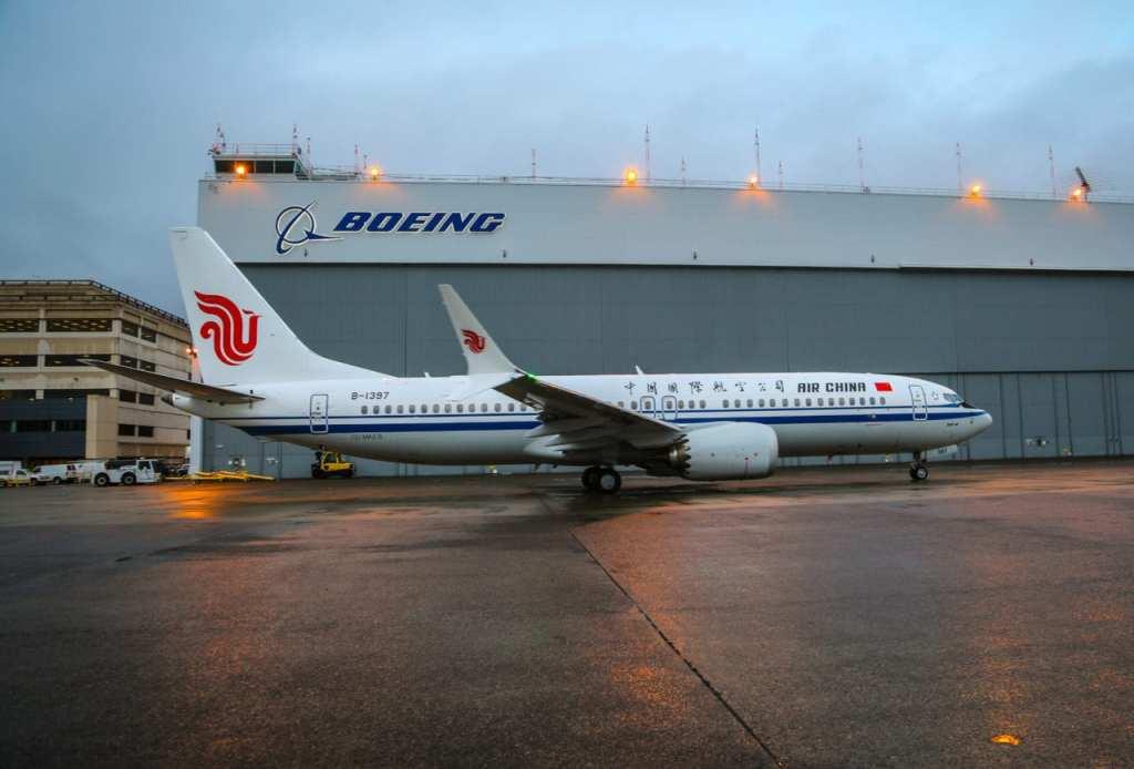 CAAC reservado sobre 737 MAX |