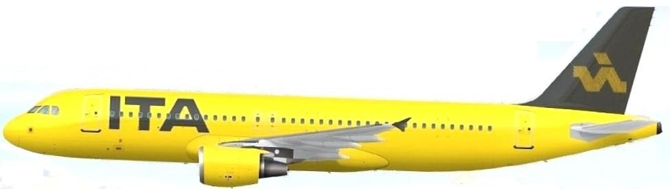 AW-Ita Linhas Aéreas_A320