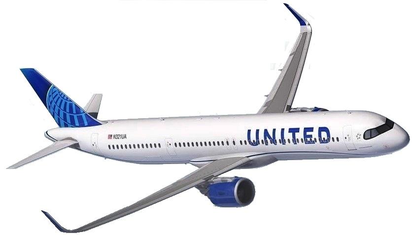 AW-United A321XLR_705