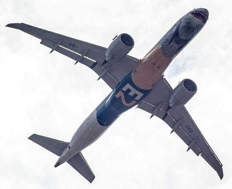 E195E2_Farnborough_Airshow_2018_43420664341