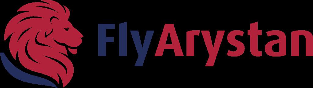 FlyArystan_Isologotype