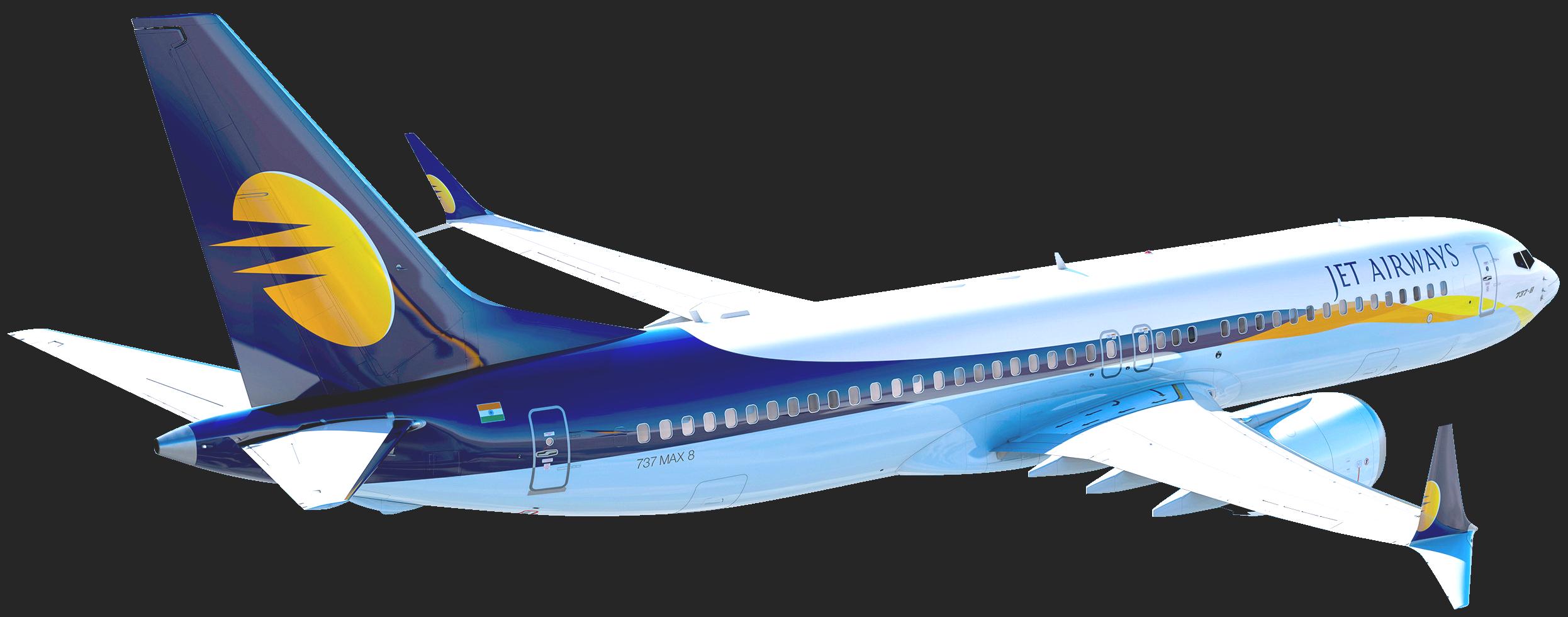 Jet Airways_737MAX