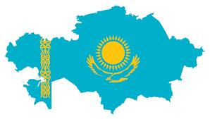 Kazajstán_Map
