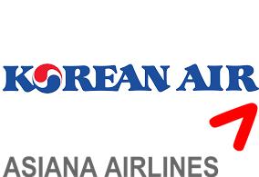 Korean Air_Asiana Airlines