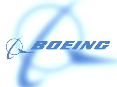 Boeing Logomark Water
