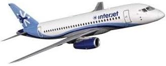 Interjet_SSJ-100