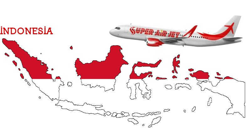 AW-Super Air Jet_Indonesia_map