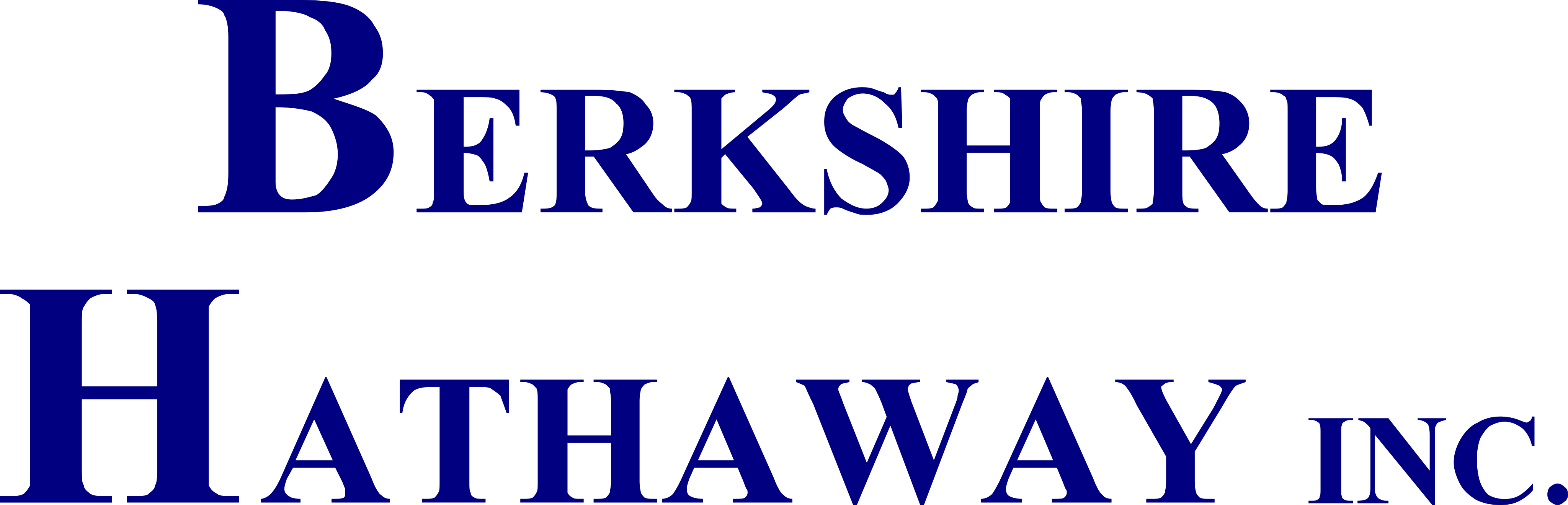 Berkshire Hathaway Inc_Isologotype