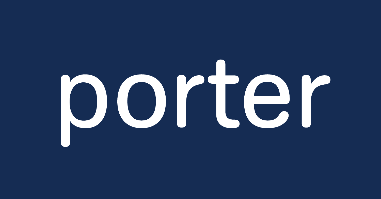 Porter Airlines_Isologotype