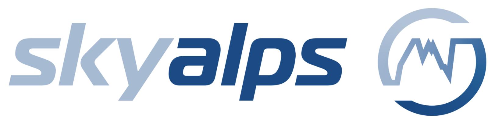 Sky Alps_Isologotype