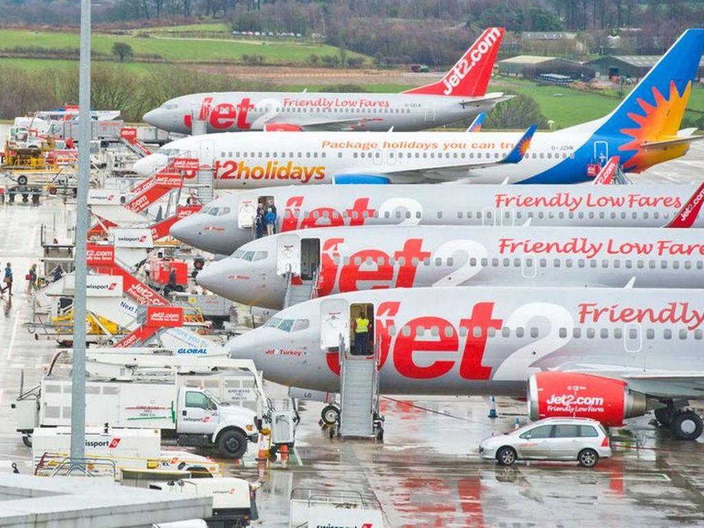 JET2 negocia renovación de flota |
