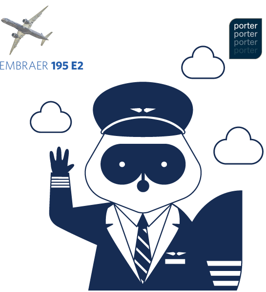AW-Porter Airlines_Mascot