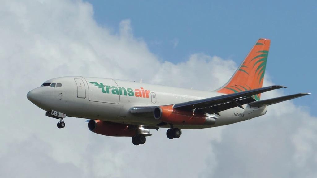 Accidente vuelo T4-810 de Transair |