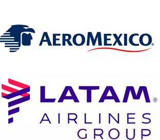 AW-Aeroméxico-Latam_Isologotipe Alliance