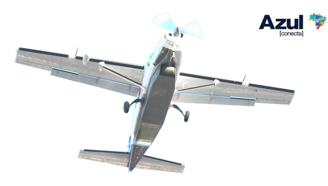AW-Azul_Conecta Cessna_Caravan