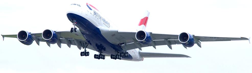 AW-Briitish Airways A380