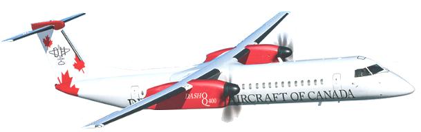 De Havilland Canada Q400_001