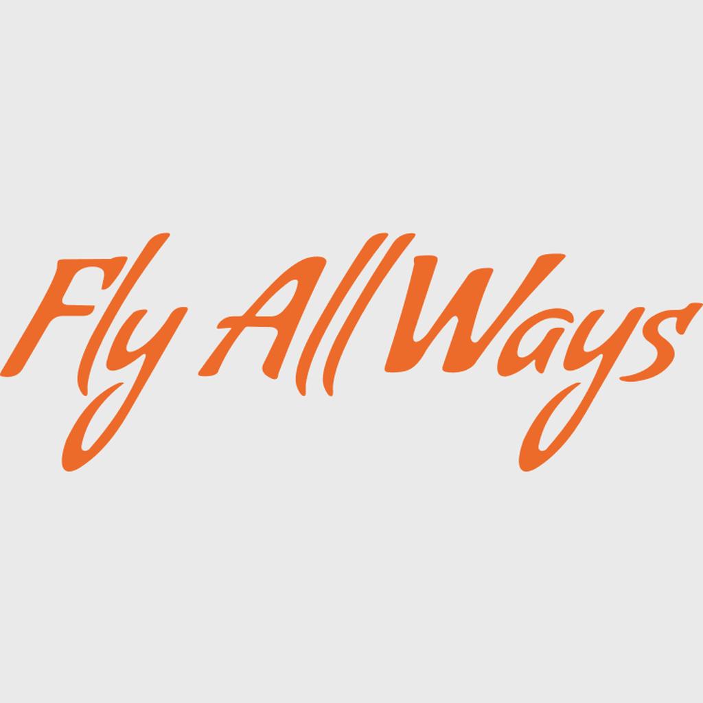 Fly All Ways_Isologotype