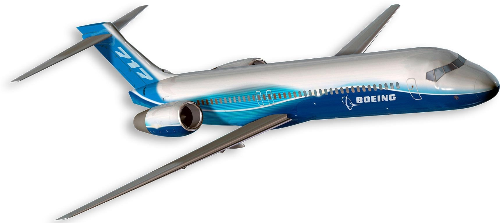 AW-Boeing 717-2003