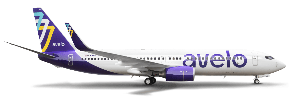 Avelo Airlines_737 Livery