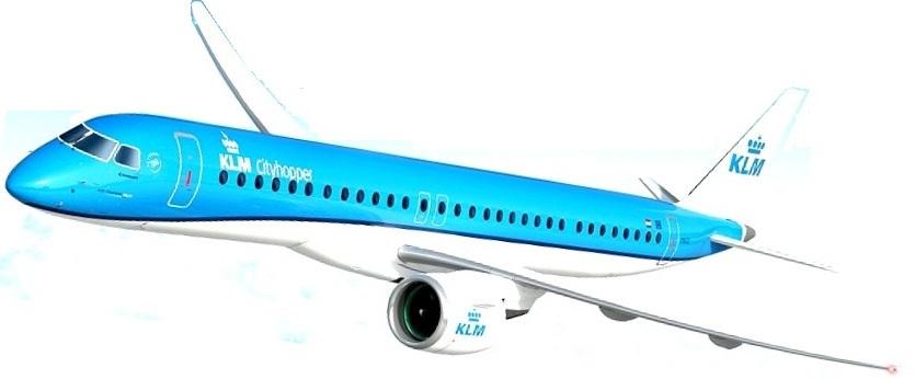 AW-KLM Cityhopper_E195-E2_0009